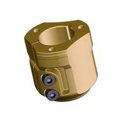 Buje 40mm Tecnokart Magnesio L72