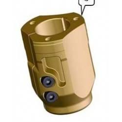 Buje 40mm Tecnokart Magnesio L97