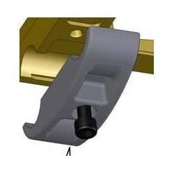 Brida Del. Base Motor Tecno