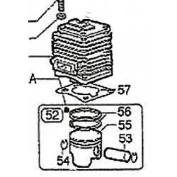 Cilindro Completo W80 Nº58 Ocasión