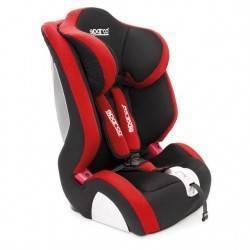 Silla Infantil Sparco F1000 K Rojo