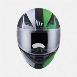 Casco MT Revenge Binomy Negro/Verde