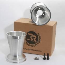 Llantas Traseras Aluminio 180mm TS