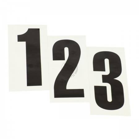 Número Adhesivo