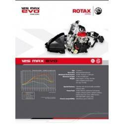 Motor Rotax125 Max Evo