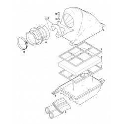 Filtro Aire Rotax Max Completo