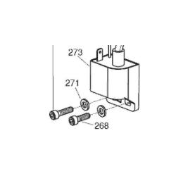 Kit Arandela M5 Iame Nº271