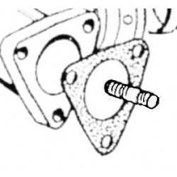 Espárrago M6x34 Carburador/Escape Puma