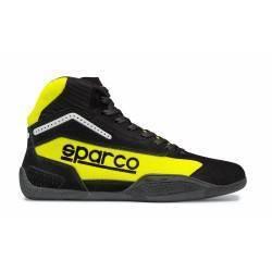 Bota Sparco Gamma KB-4 Negro/amarillo