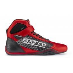Bota Sparco Omega KB-6 Rojo/Negro