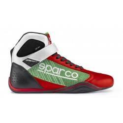 Botas Sparco Omega KB-6 Rojo/Verde