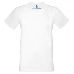 Camiseta 40 Aniversario Sparco Blanco