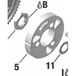 Disco Embrague Rotax DD2 Nº5