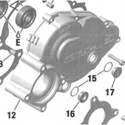 Tapa Embrague Rotax DD2 Nº12