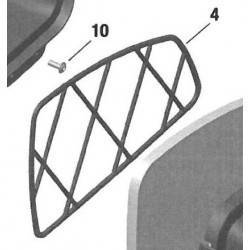Soporte Filtro Esponja Rotax DD2 Nº4