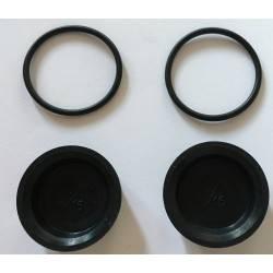 Kit Gomas Pinza Freno Tecno FT100 24mm (15/16mm)