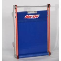 Cortina Radiador NewLine RS Azul