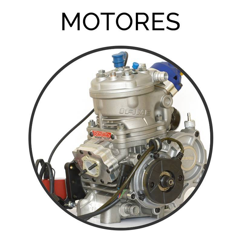 Documentación sobre motores