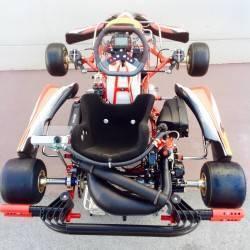 Chasis Tecno Rotax DD2 MECBEL