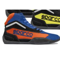 Botas Sparco Gamma KB-4 Azul/Naranja
