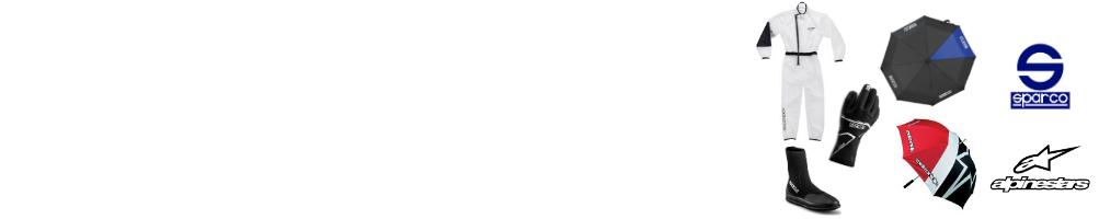 ▷Equipación Lluvia Karting ® Distribuidores Oficiales | Comprar Online