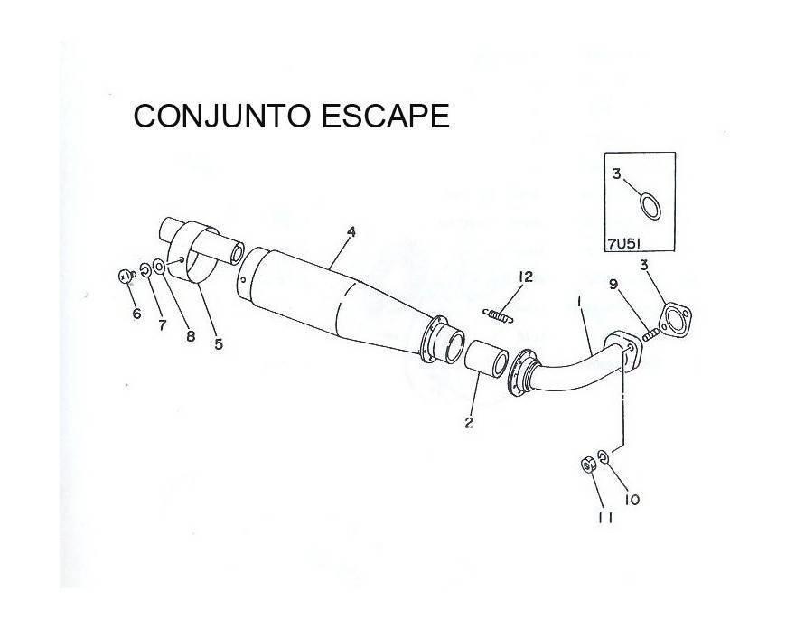 Conjunto Escape