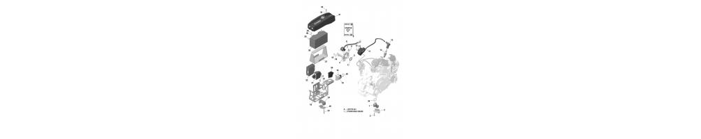 Sistema Encendido - Arranque Rotax DD2 EVO